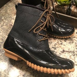 SPORTO Bella Duck Boots